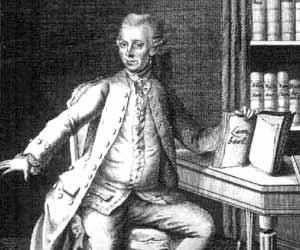 Johann Heinrich Lambert (1728--1777).