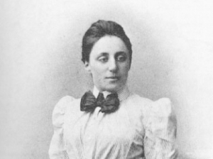 Emmy Noether (1882-1935) [Wikimedia Commons].