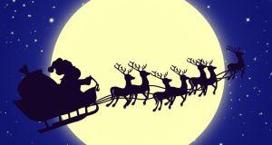 Santa-and-Moon