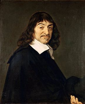 René Descartes, (1596-1650),  dubbed The Father of Modern Philosophy, who introduced a coordinate system that unified algebra and geometry.