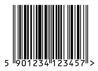 barcodes and qr codes zebra stripes and leopard spots thatsmaths. Black Bedroom Furniture Sets. Home Design Ideas