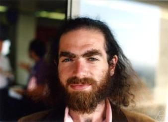 Grigori Perelman at Berkeley in 1993 [Image Wikimedia Commons]