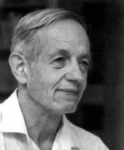 John Forbes Nash.  Born: 13 June 1928. Died: 23 May 2015
