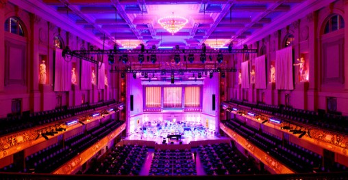 Boston Symphony Hall. Image downloaded from website: http://www.gourmetcaterers.com/exclusive-venues/symphony-hall