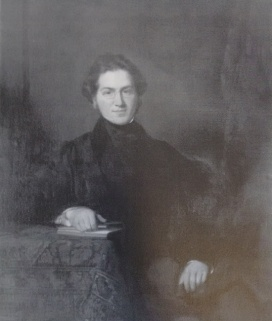 J. J. Sylvester as a graduate of Trinity College Dublin.