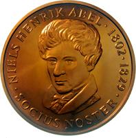 Abel-Prize-Medal