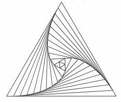 Pursuit-triangle