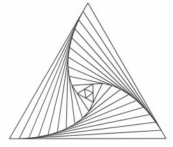 Pursuit-triangle