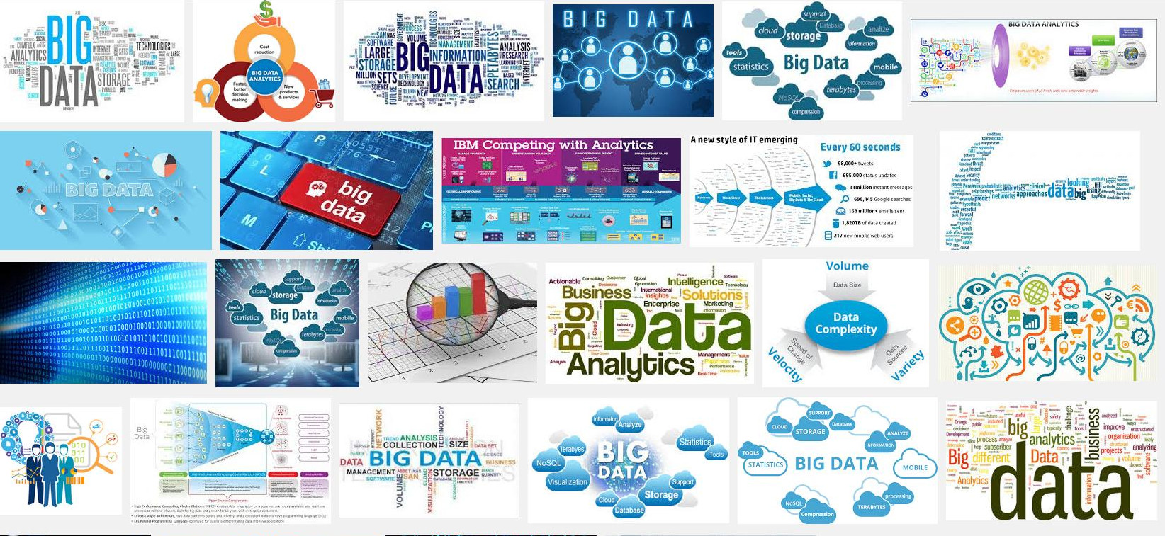 big data  the information explosion