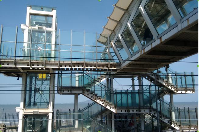 Blackrock-Footbridge