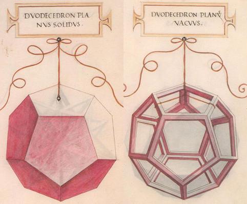 davinci-dodecahedron