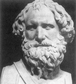 Archimedes-Bust