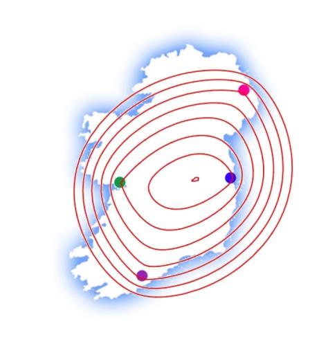 Ireland-CentrePointMap