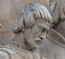 PedroNunes-Monument-Detail