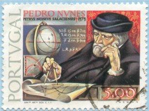 PedroNunes-Postage-Stamp