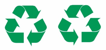 Recycling-Symbol-Mirror-Images