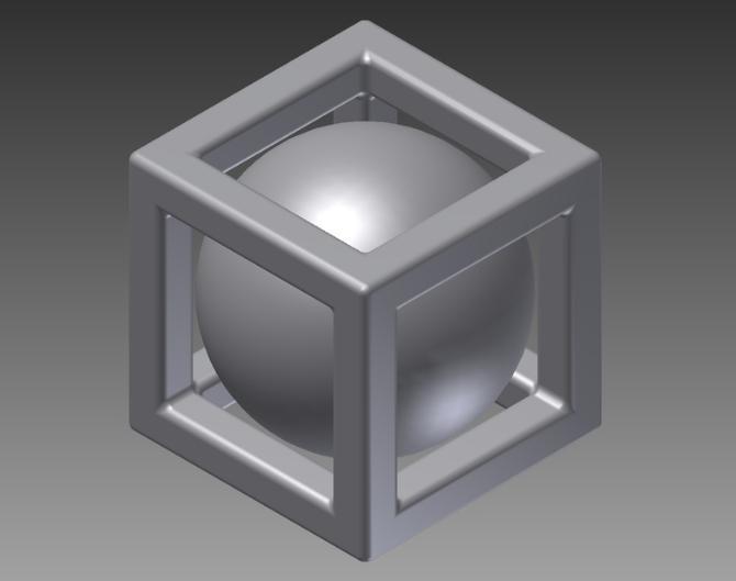 Sphere-in-Cube