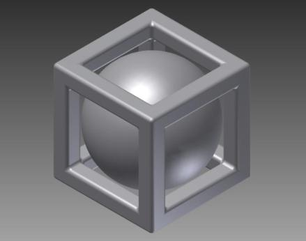 Sphere-in-Cube