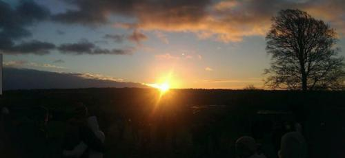 Sunrise-Newgrange