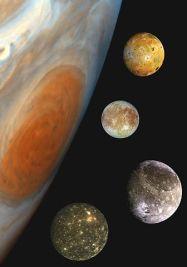 Galilean-Moons