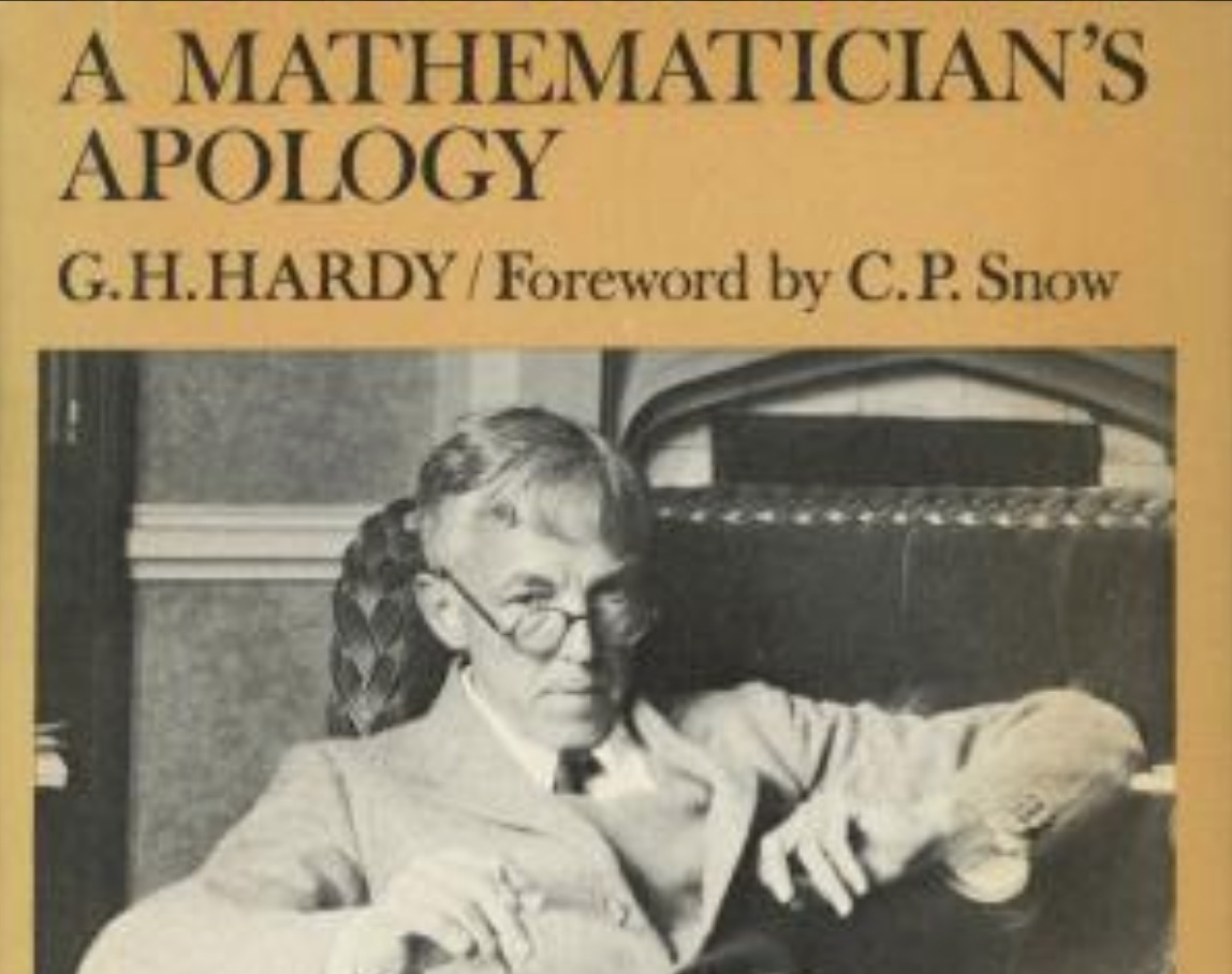 Hardy-MathApology