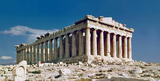 Parthenon-Photo