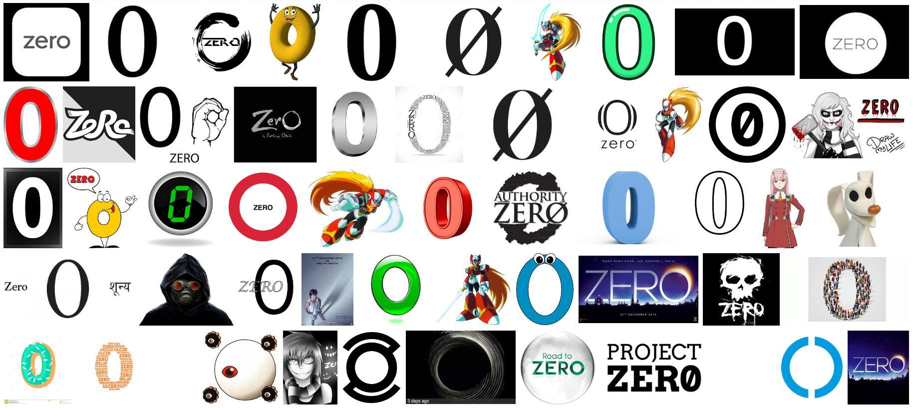 Zero-Images
