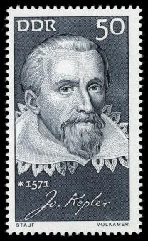 Kepler-DDR-Stamp-1971