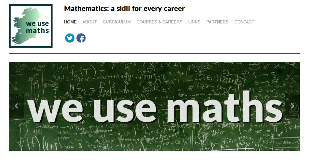 WeUseMaths-Banner