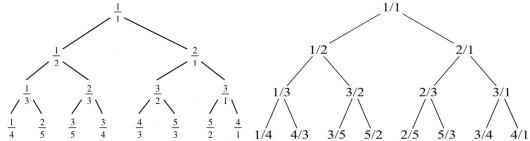 SBCW-Trees
