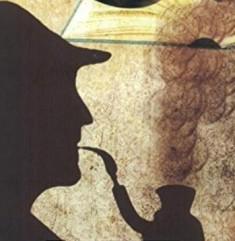 Sherlock-Sillouette