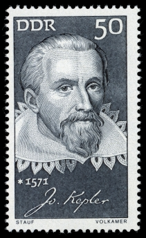 Kepler-DDR-Stamp-1971