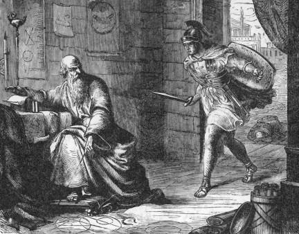 Archimedes-Slain