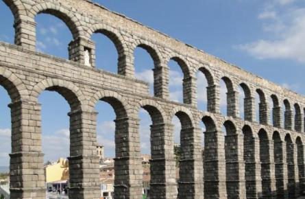 Roman-Aquaduct-Segovia