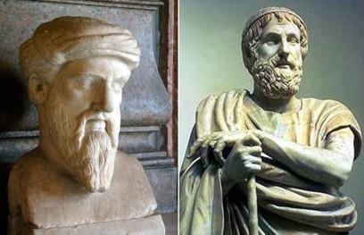 Pythagoras-Thales
