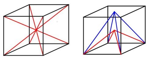Cube-Pyramids-6+1