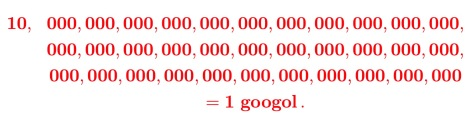 OneGoogol
